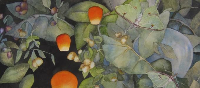 C. A. Evans Art | Watercolor | Light of Eternity