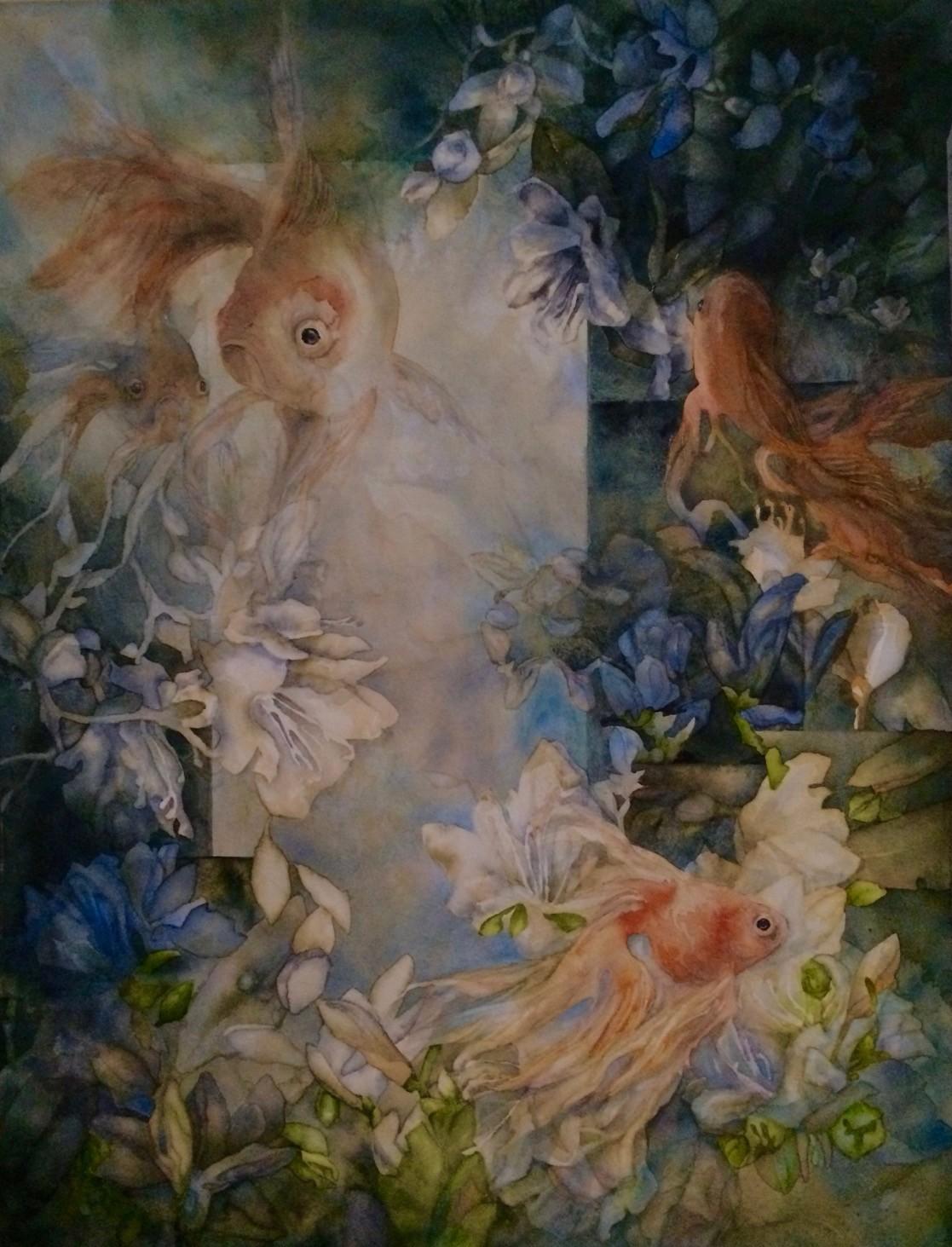 C. A. Evans Art Synchornized