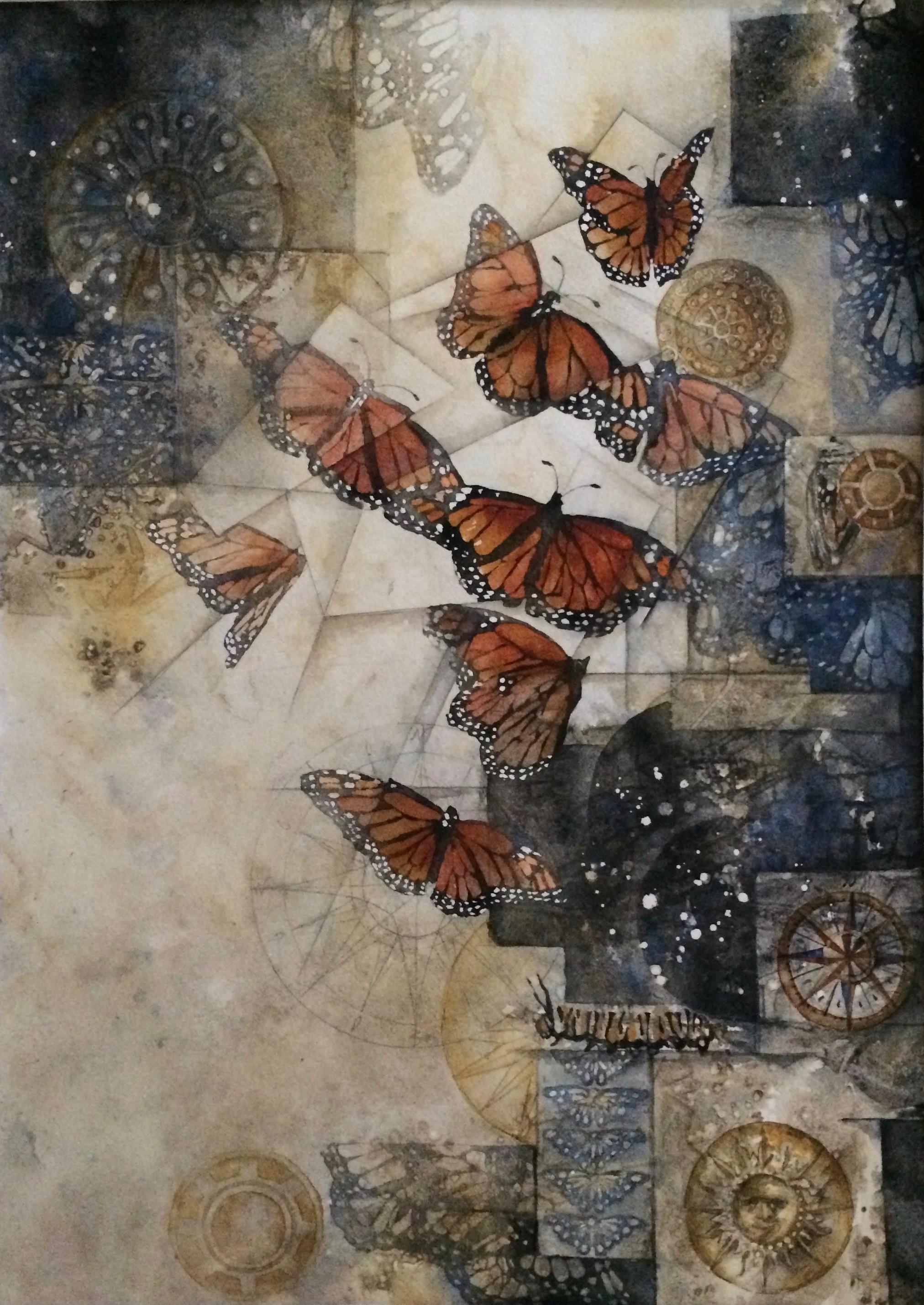 C. A. Evans Art Nature's Way